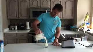 Best and Easiest Pina Colada Protein Smoothie