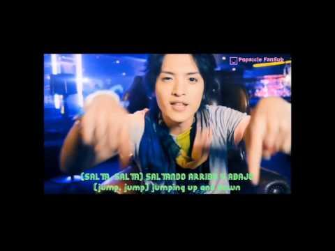 Sub Español ⇝ Kis My Ft2 (キスマイフットツー) Shake It Up