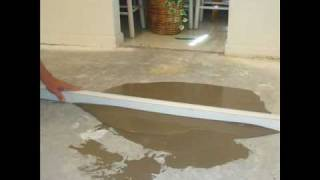 Floor Leveling For Hardwood Floors - Concrete