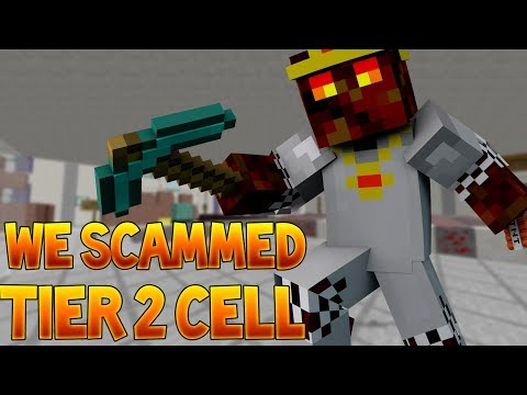 Scamming A Kid For A Tier 2 Cell?!? - Cosmic Prisons Ulu Planet