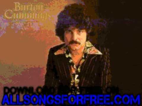 burton cummings - Kurt's Song - Above The Ground