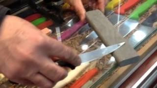 Bıçak bileme teknikleri