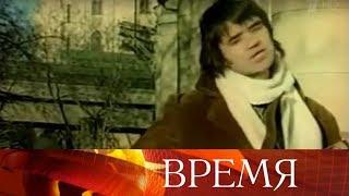 В Москве в своей квартире скончался известный эстрадный певец Евгений Осин.