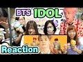 Bts  방탄소년단  idol  Mv Reaction | Army有嘢港