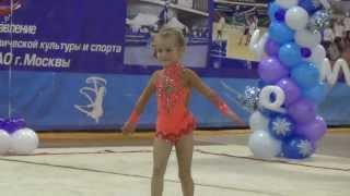 Художественная гимнастика Мария Зябликова 5 лет (2008)(, 2013-11-27T15:08:28.000Z)
