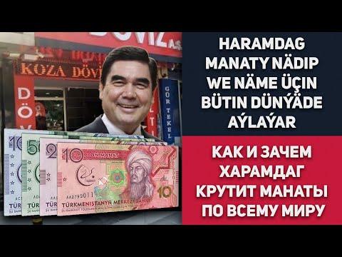 Turkmenistan Haramdag Berdimuhamedow Manaty Nädip We Näme Uçin Bütin Dünýäde Aýlaýar