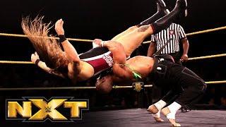 Pete Dunne vs. Arturo Ruas: WWE NXT, Sept. 18, 2019