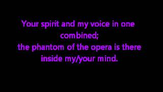 The Phantom of the Opera -2004- [Lyrics on screen]