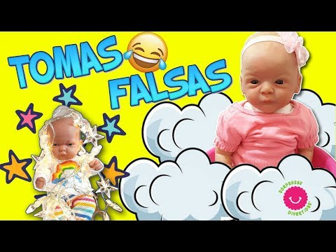 😂 Tomas Falsas Sorpresas Divertidas Muñecas y Juguetes con Núria