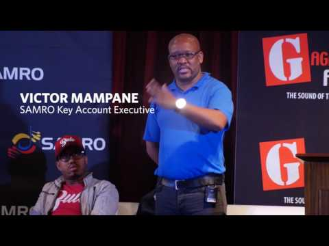 SAMRO CEO Round Table: Durban Playhouse 2017 (Short Video)