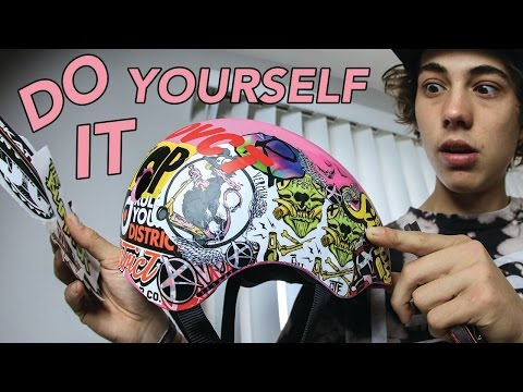 d7242481ab05 Have You Ever  Spent More Than A 1 2 Hour On A Sticker Job - YouTube