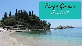 Parga Vlog 2015(I did upload this a while ago but then took it down while I was making changes to my channel. Anyway! This is a short vlog of my time in Parga, Greece. I hope ..., 2016-08-22T14:14:03.000Z)