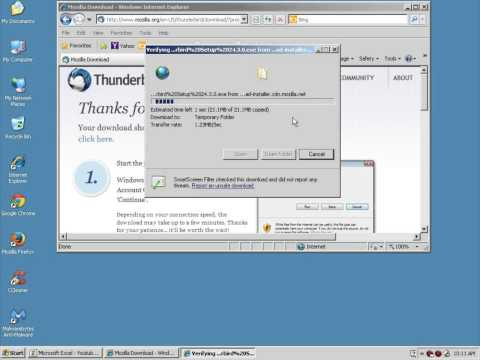 How To Download And Install Mozilla Thunderbird