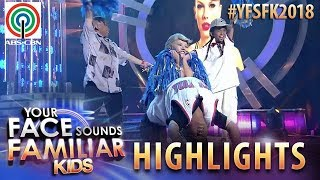 YFSF Kids 2018 Highlights: TNT Boys, sinamahan sa cheerdance si Chunsa