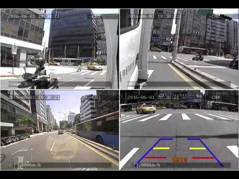 GPS 車輛手機遠端監看遠端監控車隊管理4路8路行車記錄器電話 ...