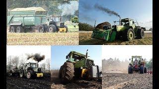EIN JAHR NUR MIT MB-TRAC |Von der Saat bis zur Ernte und noch mehr|NiedersachsensAgrarFilmer