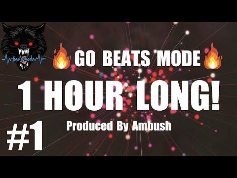"""1 Hour Long Rap Instrumental Mix"" – Hip Hop Rap Beats Instrumentals | GoBeatsMode | Beats by Ambush"