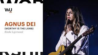 Brooke Ligertwood - Agnus Dei (Worthy Is The Lamb) | Worship Moment