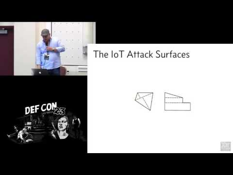 DEF CON 23 - IoT Village - Daniel Miessler - IoT Attack Surface Mapping