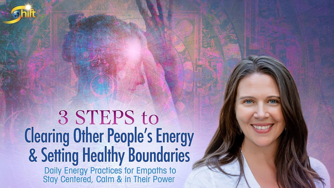 Energy Training for Empaths with Wendy De Rosa | The Shift Network