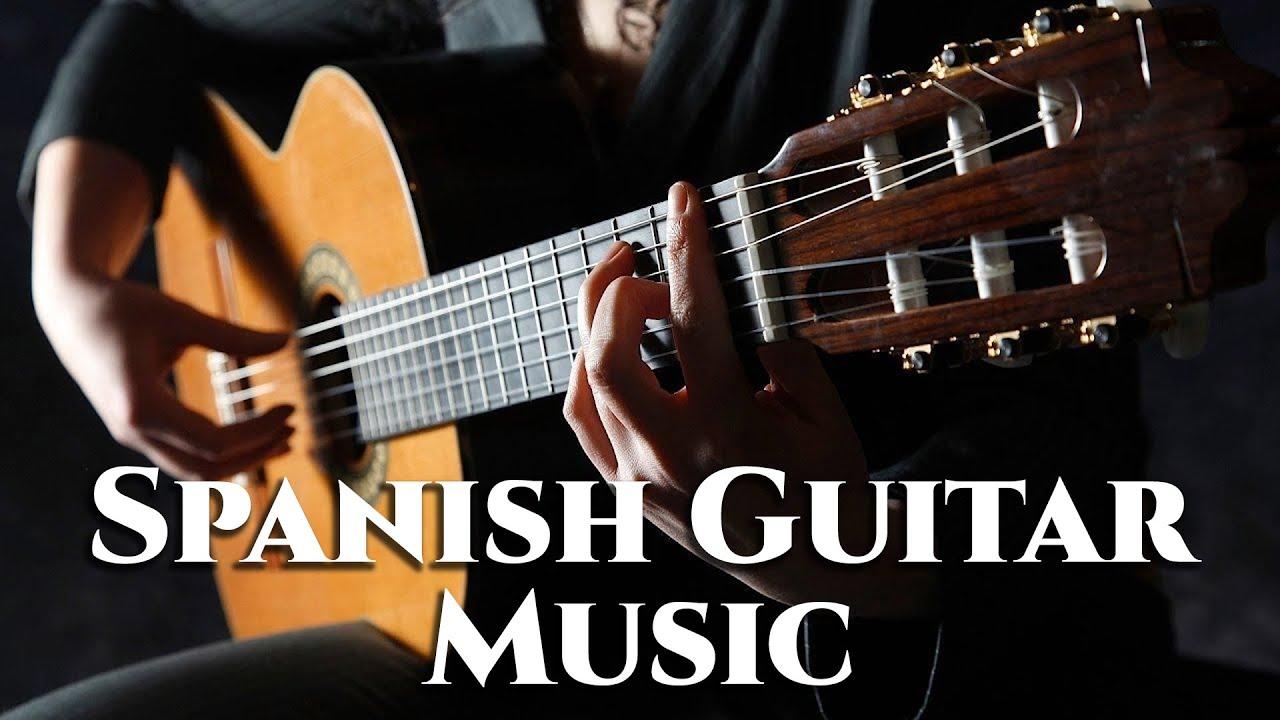 Spanish Guitar Music Beautiful Relaxing Spanish Guitar Music Instrumental Youtube Spanish Guitar Music Guitar Music