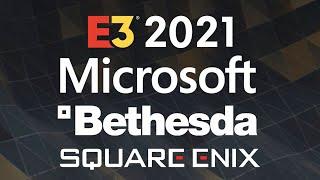 Xbox, Bethesda, Square Enix, WB Games & More E3 2021 Showcases Livestream   Summer of Gaming