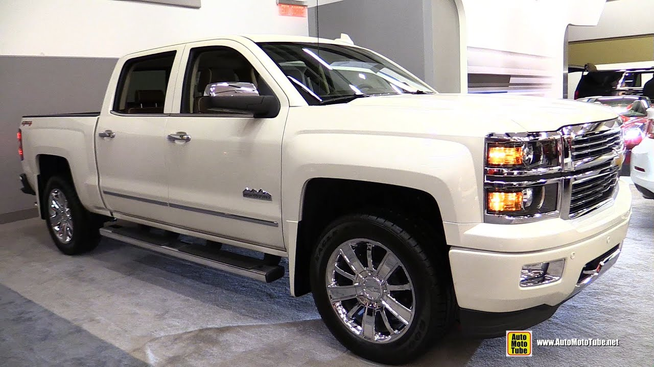 2015 chevrolet silverado 1500 high country 4wd exterior. Black Bedroom Furniture Sets. Home Design Ideas