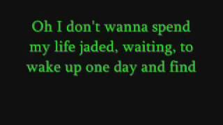 Carrie Underwood- Wasted lyrics