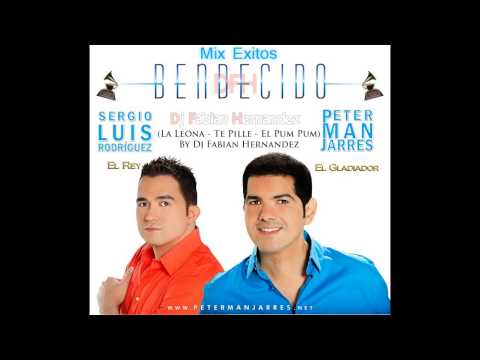 Mix Peter Manjarrez 2012 Bendecido ( La Leona - Te Pille - El Pum Pum ) By Dj Fabian Hernandez