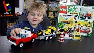 LEGO BASIC SET 715 & 90's LEGO AWESOMENESS!