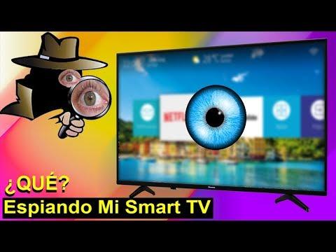 Como SABER Si Mi Smart TV Esta INTERVENIDO│Tu Televisor Puede Estar Espiándote│TV INTERVENIDA