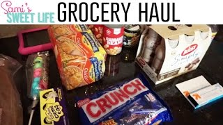Grocery Haul & Weekly Meal Plan | Monthly Stock Up Target, Sprouts, & HEB