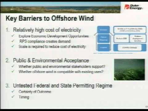Southeast Wind Energy: Is An Answer Blowing in the Wind?