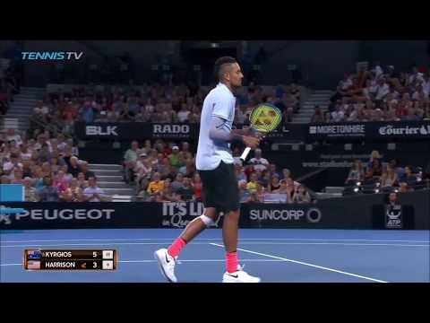 Best ATP Tennis Shots in January 2018