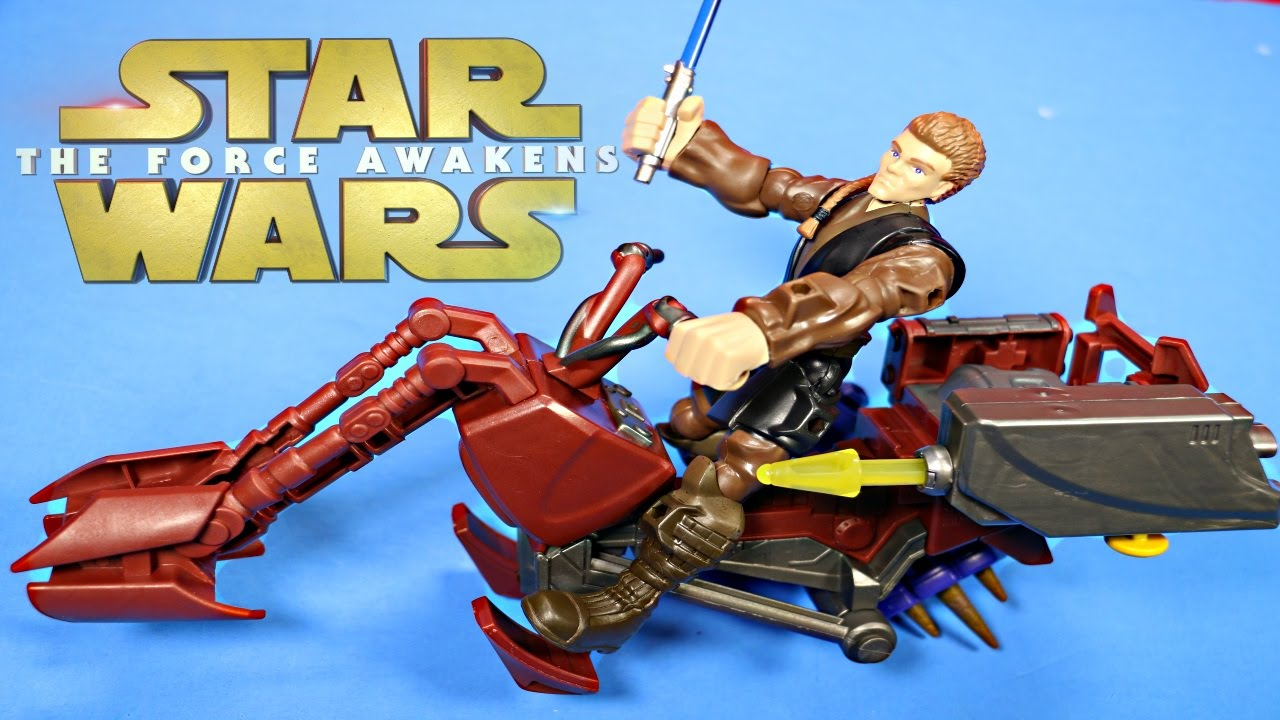 Star Wars Hero Mashers ANAKIN SKYWALKER Action Figure!