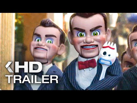 TOY STORY 4 All Clips & Trailers (2019)