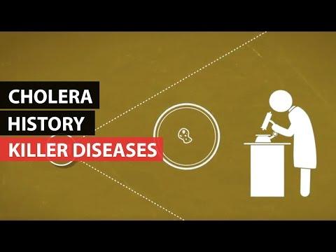 KILLER DISEASES | A History of Cholera