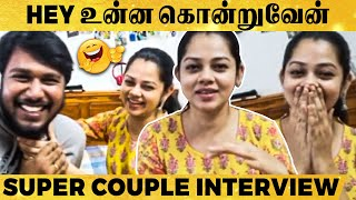 """Propose I Will Get Away With Baby"" – Anitha – Prabha's Ultimate Fun Interview! 