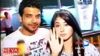 Karan Kundra & Kritika Kamra on SBS ~ Serial Kisser