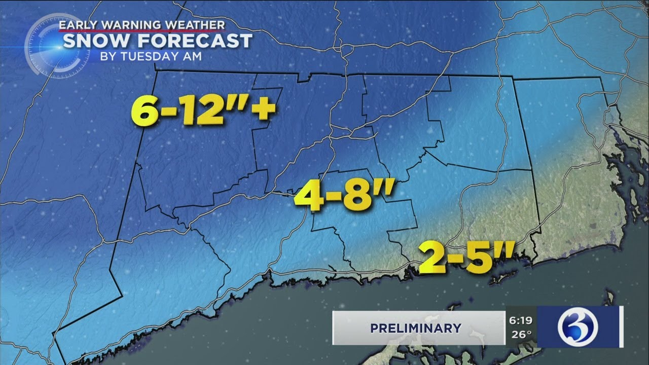 What Boston meteorologists are saying about the timing, snow totals ...