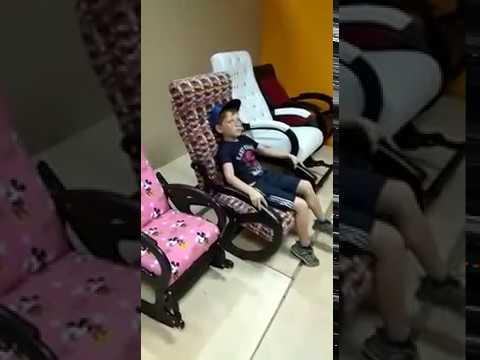 Детские и взрослые кресла-качалки по низкой цене в интернет-магазине ВолгаСтиль, доставка по России