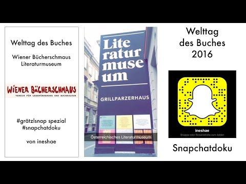 #Snapdoku mit Bücherschmaus und Literaturmuseum zum Welttag des Buches