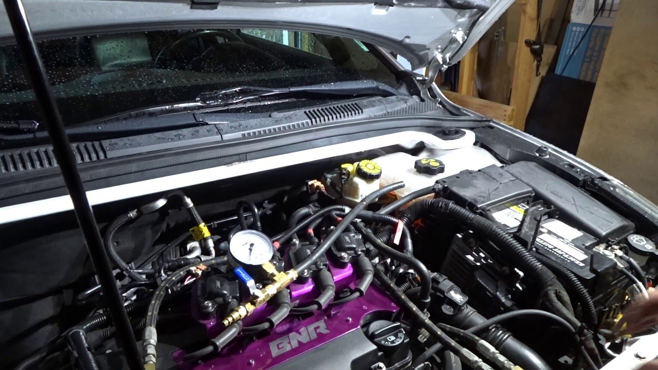 Chevy Cruze & Sonic 1 4L Turbo Coolant Leak Pressure Testing
