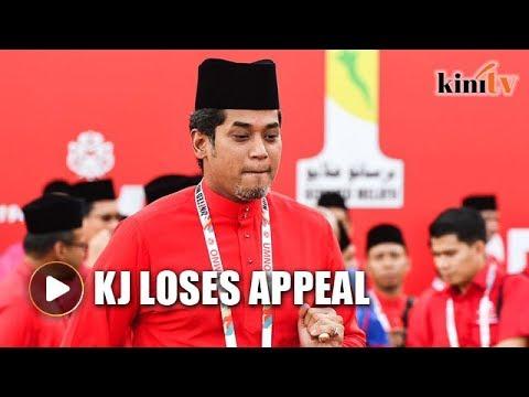 KJ loses appeal over Anwar defamation suit