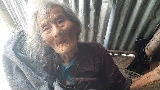 Hai mẹ con cụ bà 110 tuổi nhận món quà bất ngờ từ Việt kiều