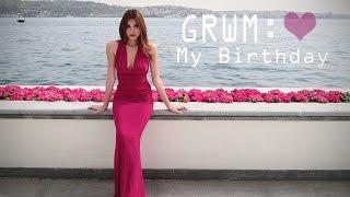 GRWM:Мой день рождения ❤