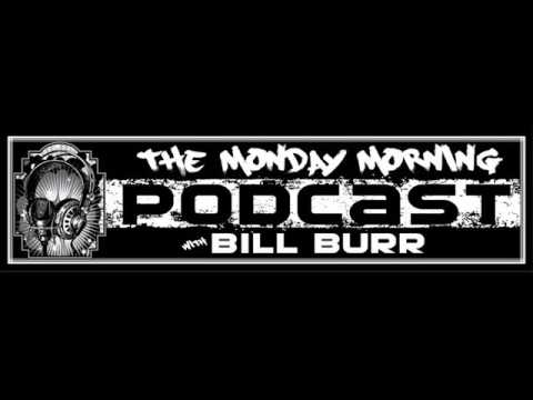 Bill Burr - Scotland, Packing, And Squeeze Box Players