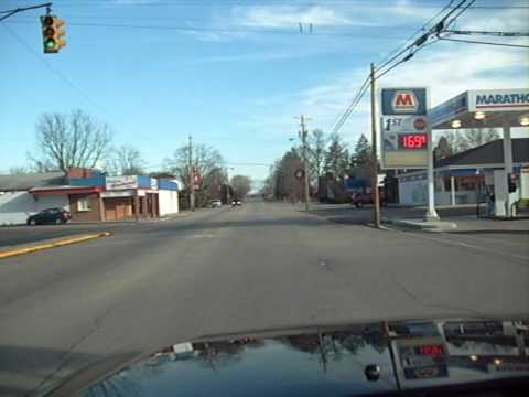 Rt 41N Through Peebles, Ohio