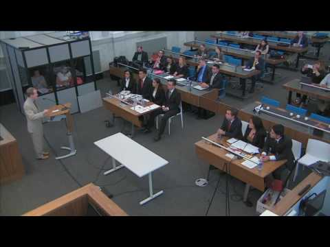 Mexico Champion of Champions Mock Trial 2016 (translated into English)