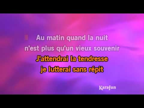 Karaoké Ma vie - Chimène Badi *